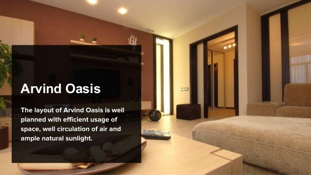 Arvind Oasis
