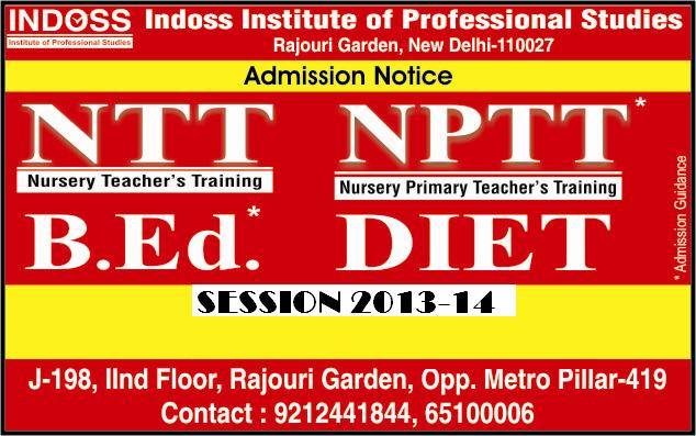Career in Teaching Pofession After 12th(admissions open)