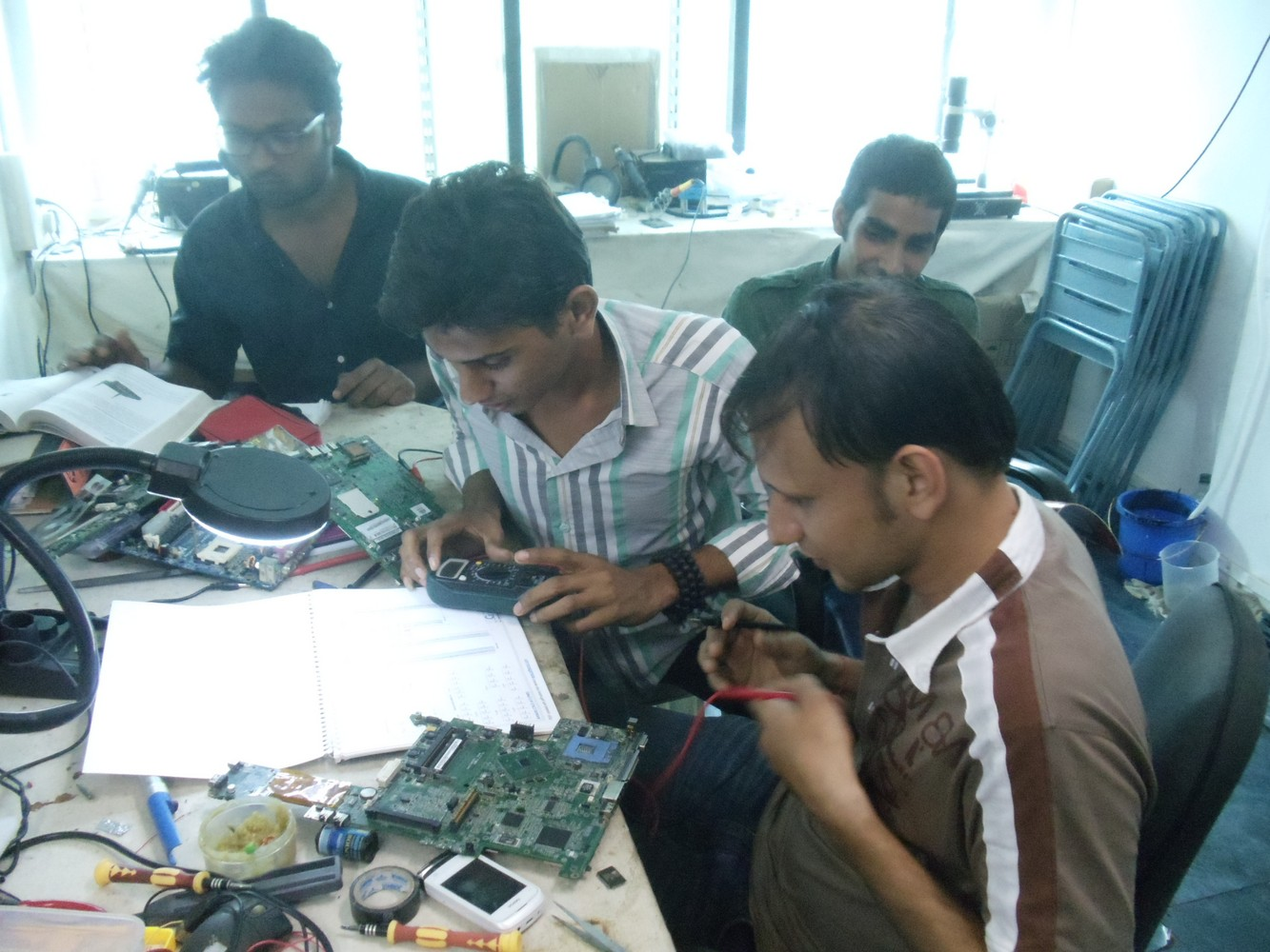 laptop motherboard repairing classes,laptop chipleval training