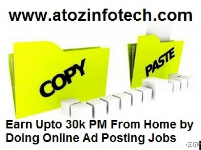 Earn Unlimited by doing Part/Full Time Jobs