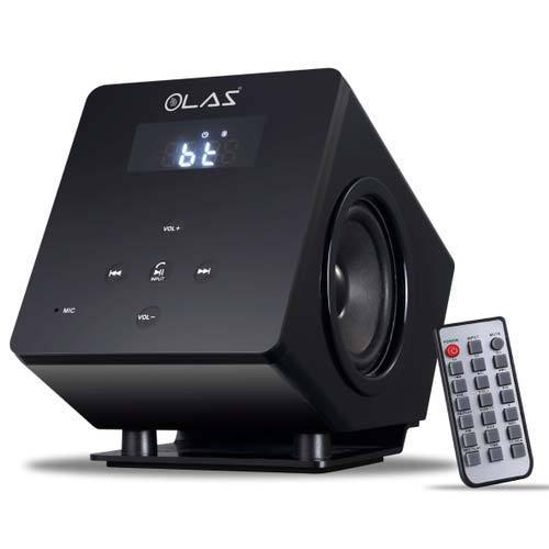 OLAS Sound Buzz Portable Bluetooth Home Audio Speaker
