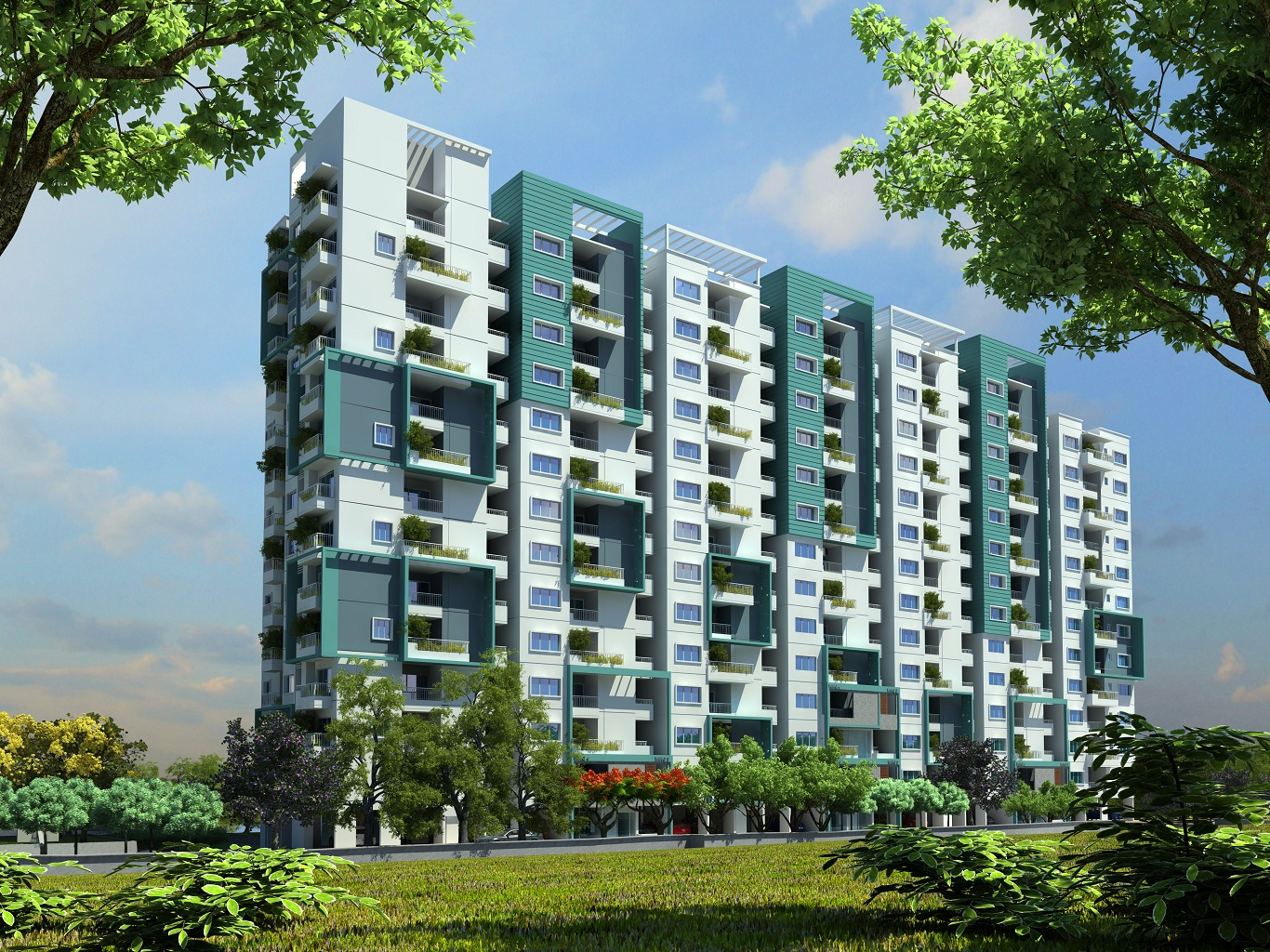 2 BED Luxury Apartments on Sarjapur Road