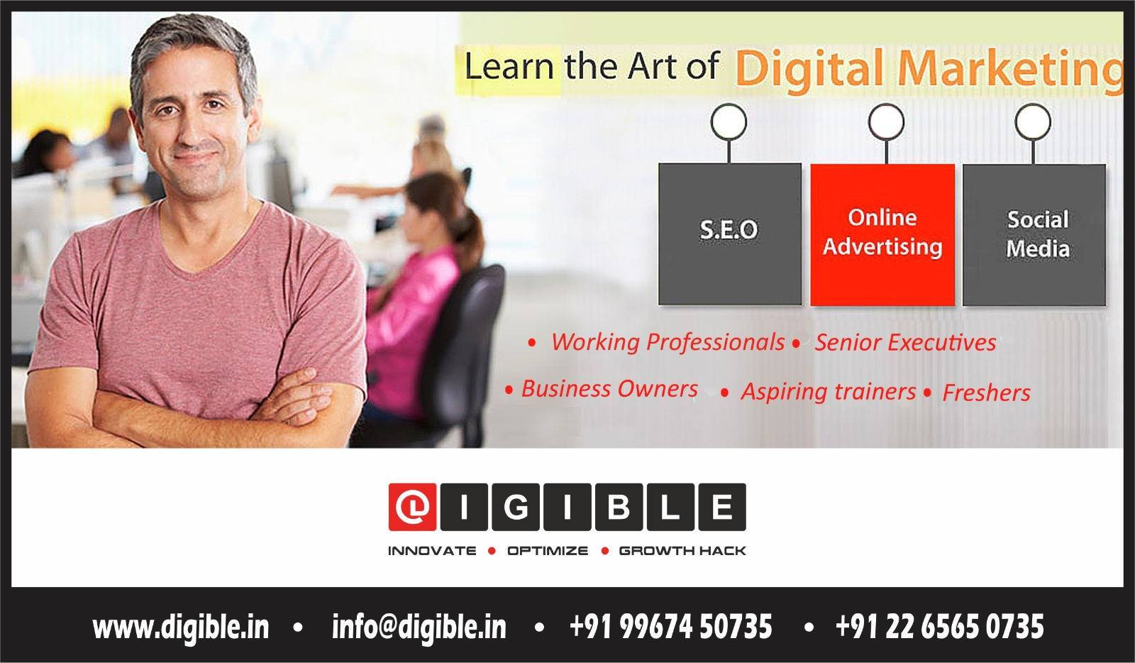 Digital Marketing Courses In Thane, Mumbai