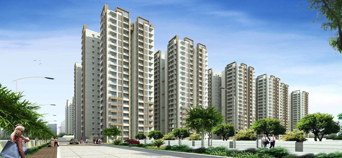 Premium Apartments in Hi-Tech City