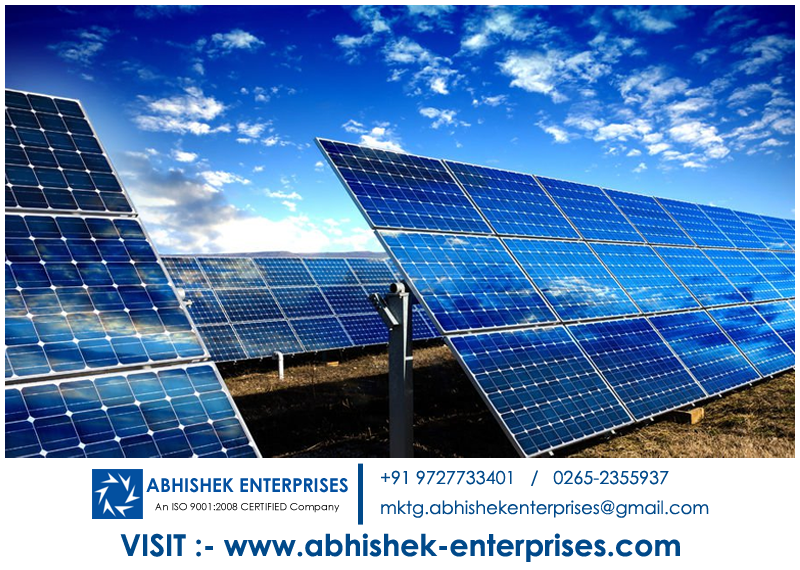 Solar Products & Services Organization Company In Vadodara | Abhishek