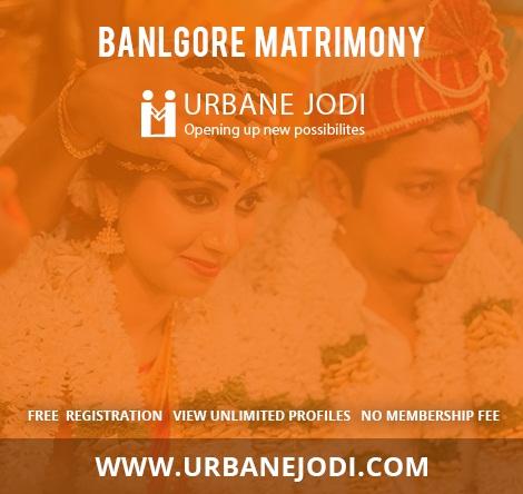 Bangalore matrimony-Urbane Jodi