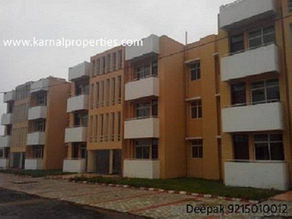 Independent Floors Flat in Ansal Town