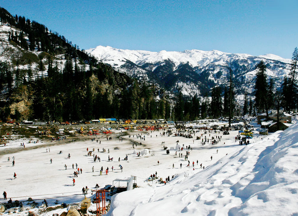 Manali Honeymoon package in India - manalihoneymoonpackage.co.in