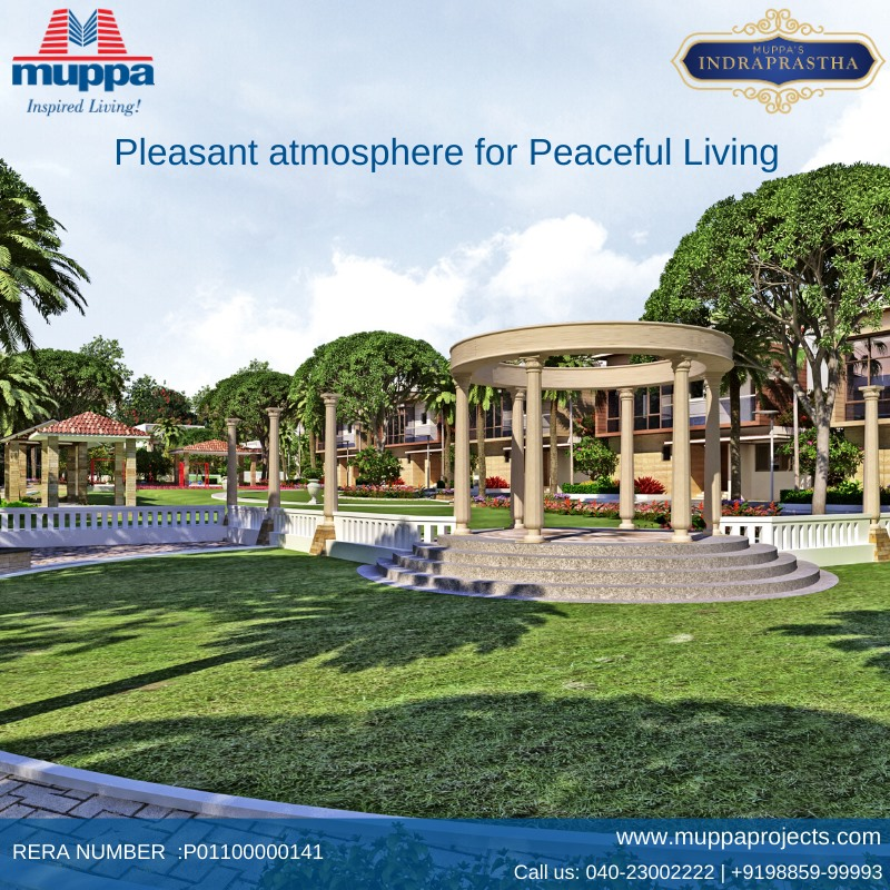 Villas in Tellapur | Ongoing Projects Villas in Hyderabad Tellapur