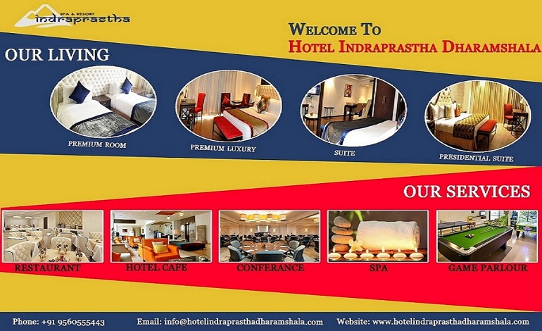 Online Hotel Booking Services in Dharamshala