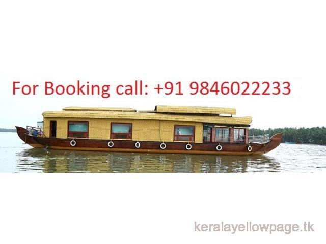 Boat House Service Available In Nileshwar,Kasaragod,Kerala - Bekal Que