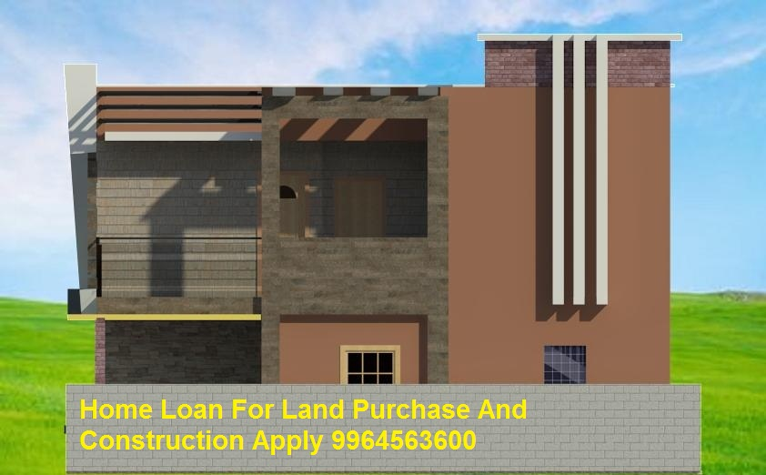 Home Loan For Plot Purchase And Construction 9964563600