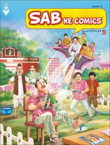 Shop Sab Ke Comics in English by PepperScript