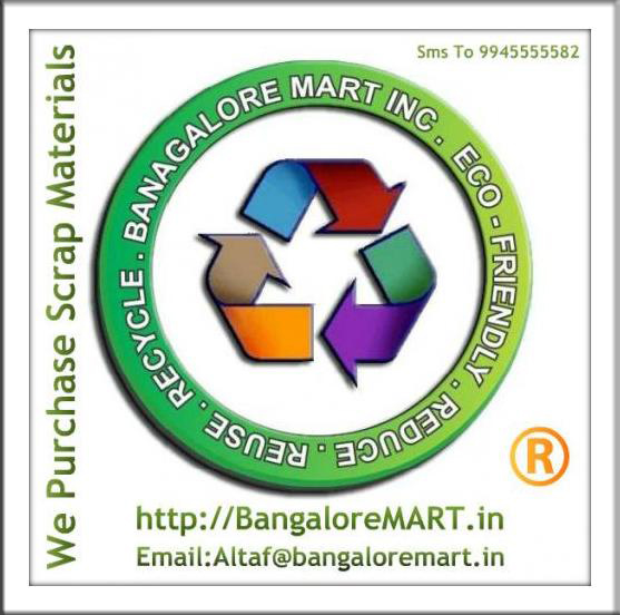 Bangalore Scrap Mart Incorporation 9945555582