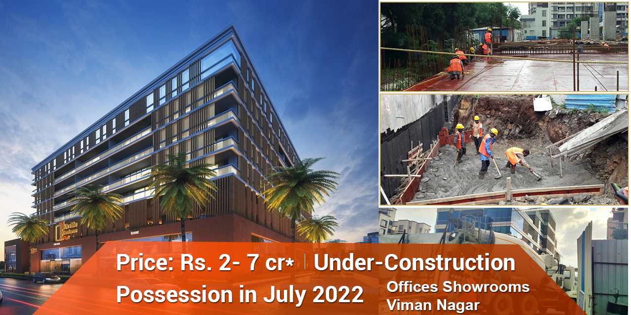 Book one of the best commercial properties in Pune