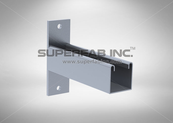 superfabinc-perforated cable tray-electrical cable tray