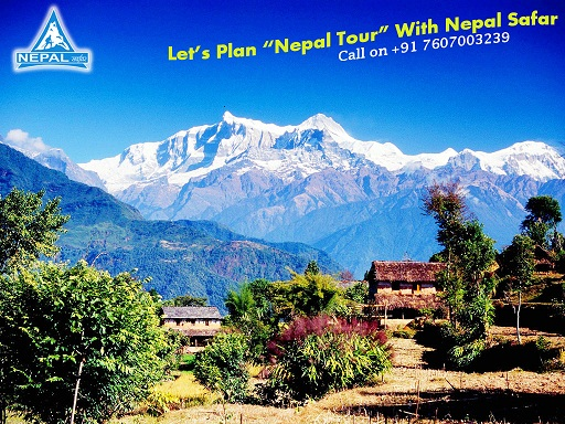 Gorakhpur To Nepal Tour Package | Nepal Safar