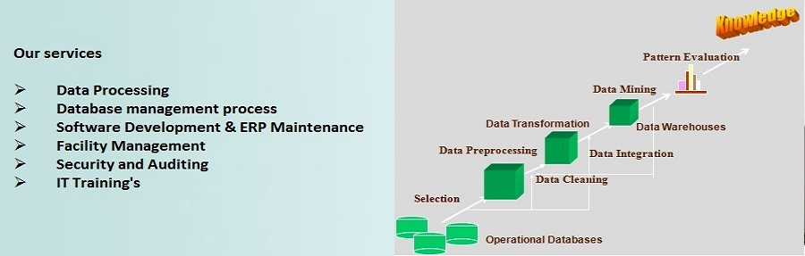 Data Processing & Data Management Services