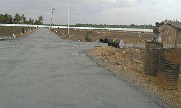 Land for sale in saravanampatti, Kovilpalayam, Coimbatore.
