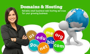 Domain + Hosting for 1yr starting @ just 1999/-