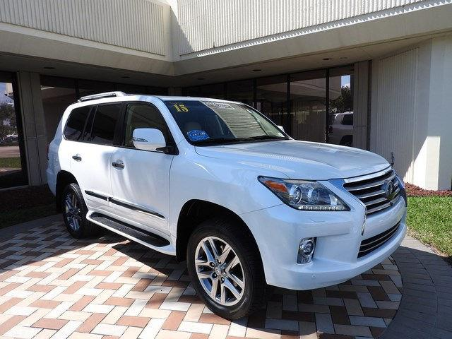 I want to sell my 2015 Lexus LX 570 Jeep Full Options