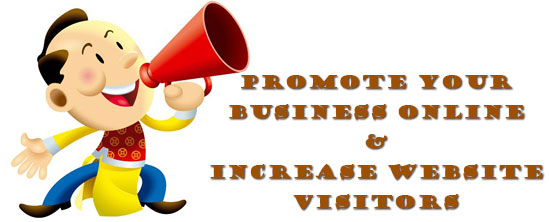 OPPORTUNITY TO PROMOTE BUSINESS