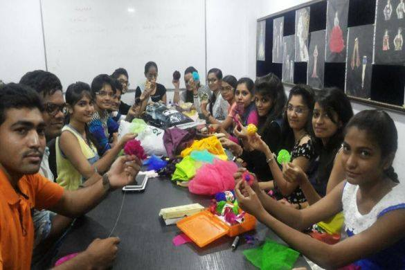 Diploma and Degree Fashion Designing Course in Surat
