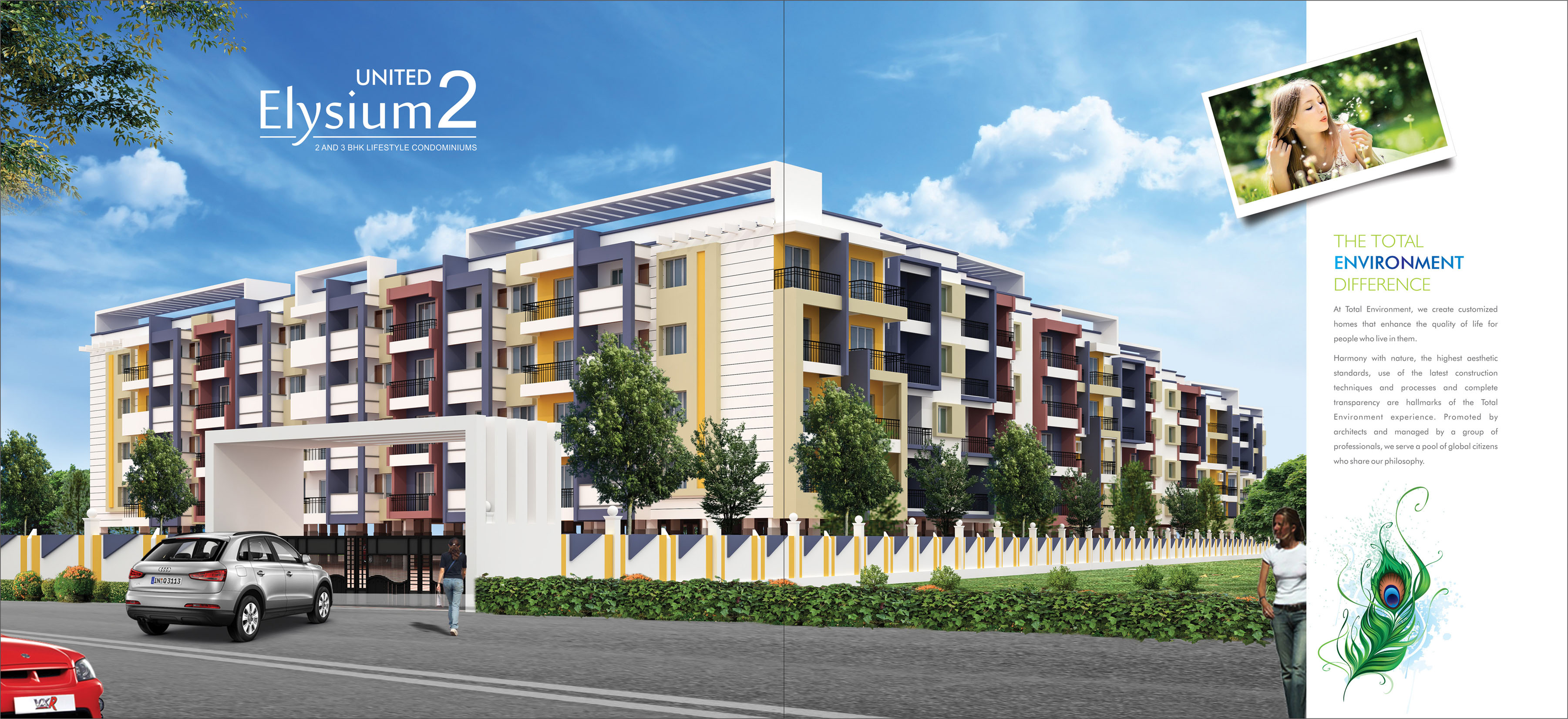 2 & 3Bhk Flats for sale in Whitefield,Bangalore Call on 9844919641