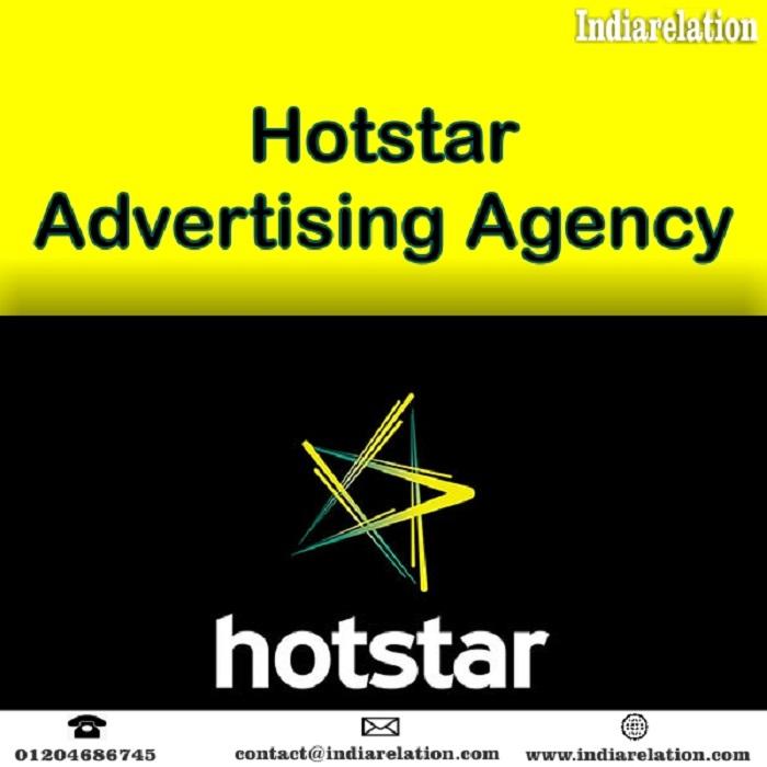 Find us for best Hotstar advertising agency